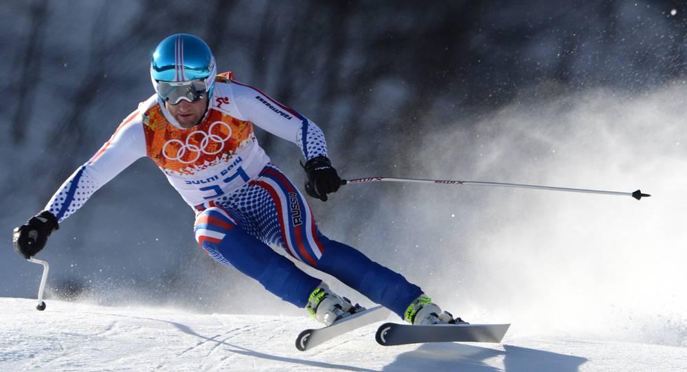 Александр Глебов (30) - российский горнолыжник словенского происхождения. До 2009 года выступал за сборную Словении под именем Алек Глебов. В июне 2011 года Глебов сменил гражданство. В сборной России Глебов выступает с 2012 года
