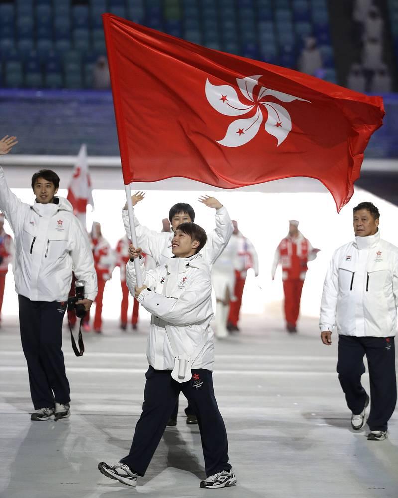 Гонконг участвует в зимних Олимпиадах уже в четвертый раз. Ведущий финансовый центр Азии представлен на Играх единственным спортсменом – 20-летним шорт-трекистом Бартоном Люй Пиньтао