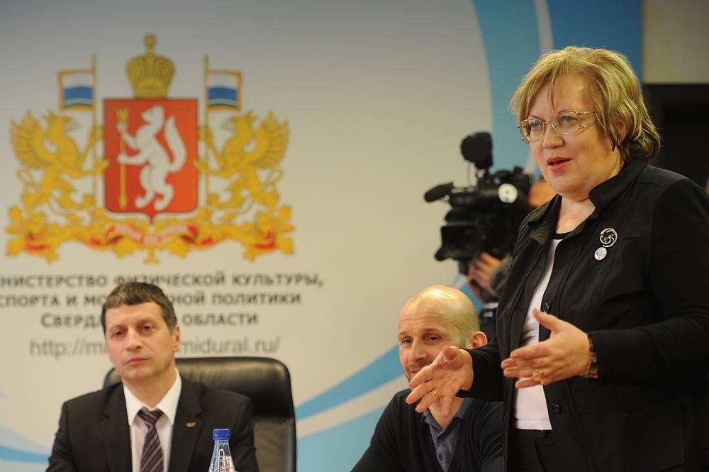 Уполномоченный по правам человека Свердловской области Татьяна Мерзлякова: паралимпийцы стали гордостью нации