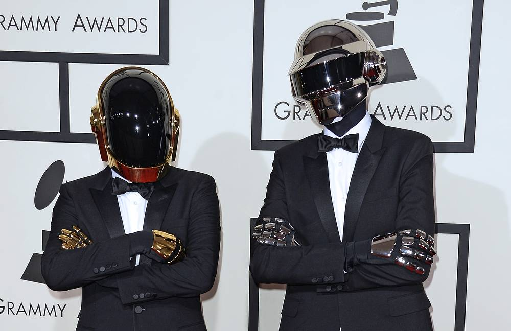 Лучшей зарубежной группой были признаны Daft Punk