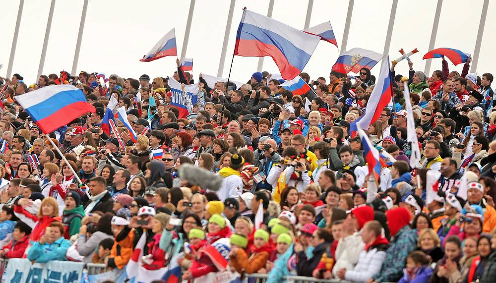 Лыжная гонка на 15 км среди мужчин
