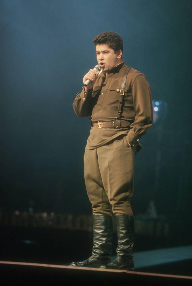 Николай Расторгуев. 1991 год