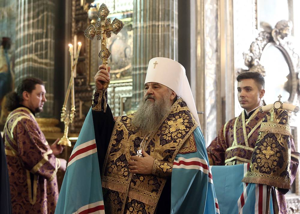 Митрополит Санкт-Петербургский и Ладожский Варсонофий