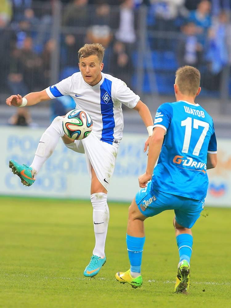 Дмитрий Ятченко и Олег Шатов