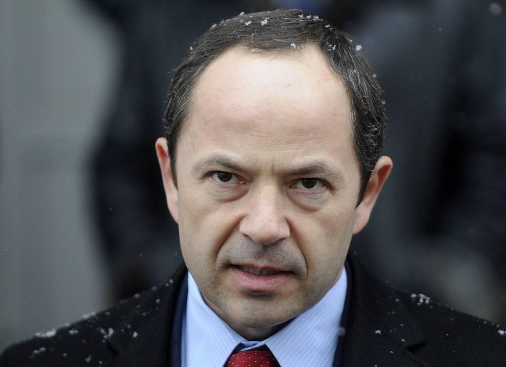 Лидер Партии регионов Сергей Тигипко