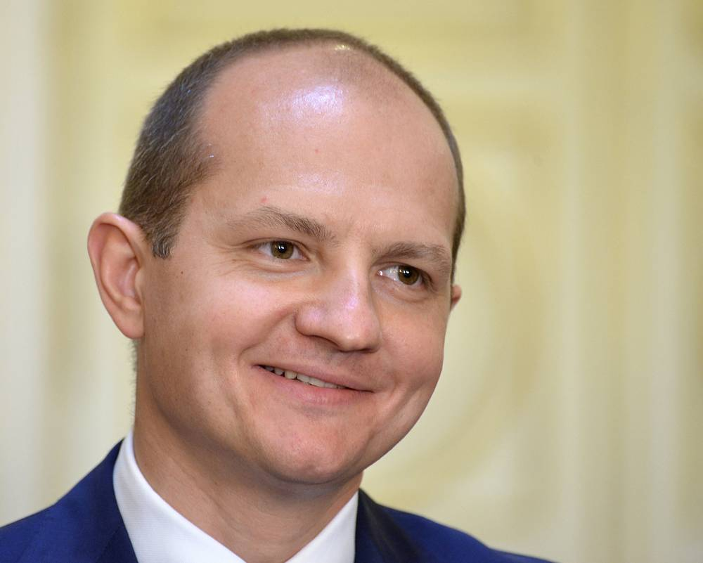 Вице-губернатор Санкт-Петербурга Владимир Лавленцев