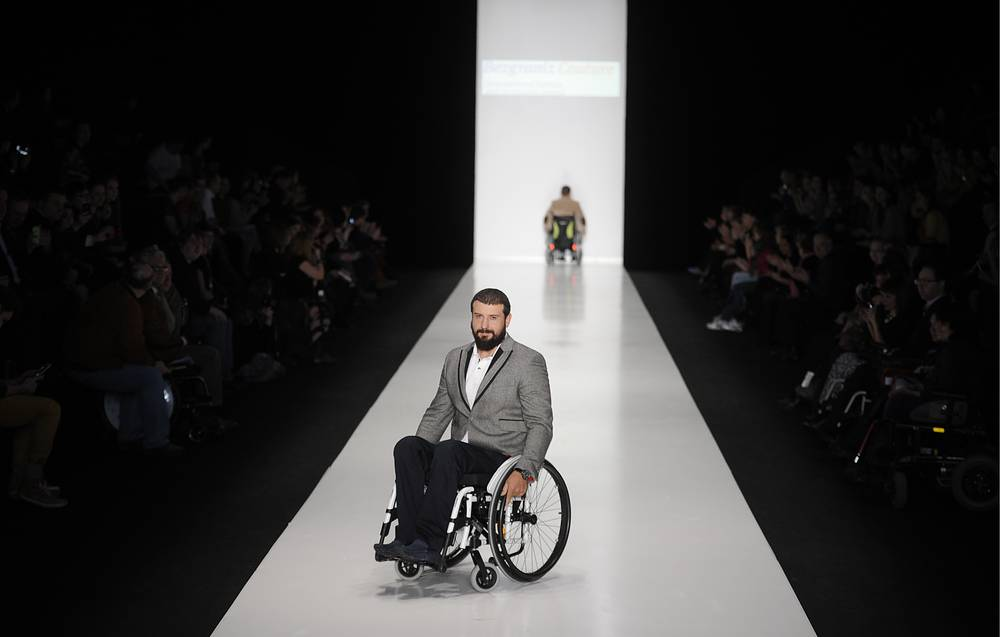 "Показ коллекции ""BezGraniz Couture"