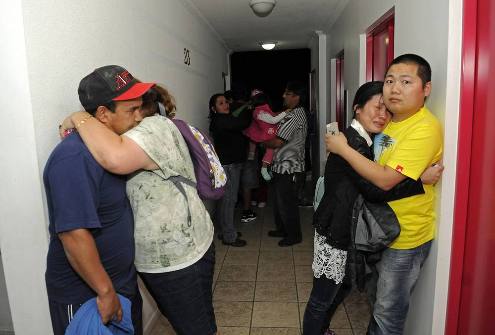 Северные районы Чили были объявлены зоной стихийного бедствия