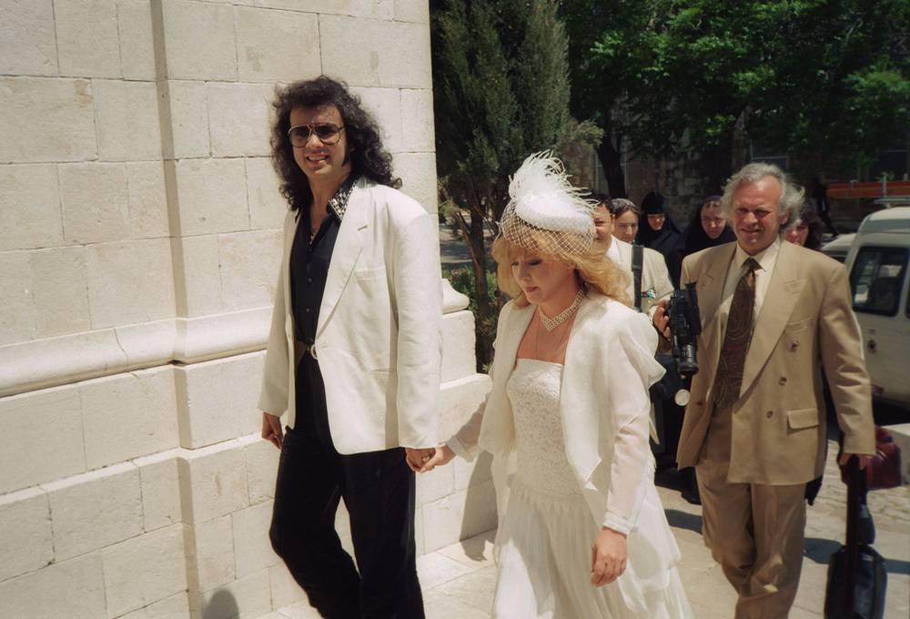 Свадьба Аллы Пугачевой и Филиппа Киркорова, 1994 год