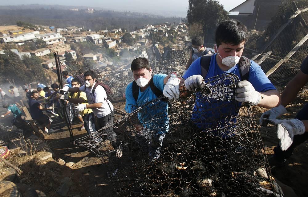Власти обещают всестороннюю помощь пострадавшим от разгула стихии