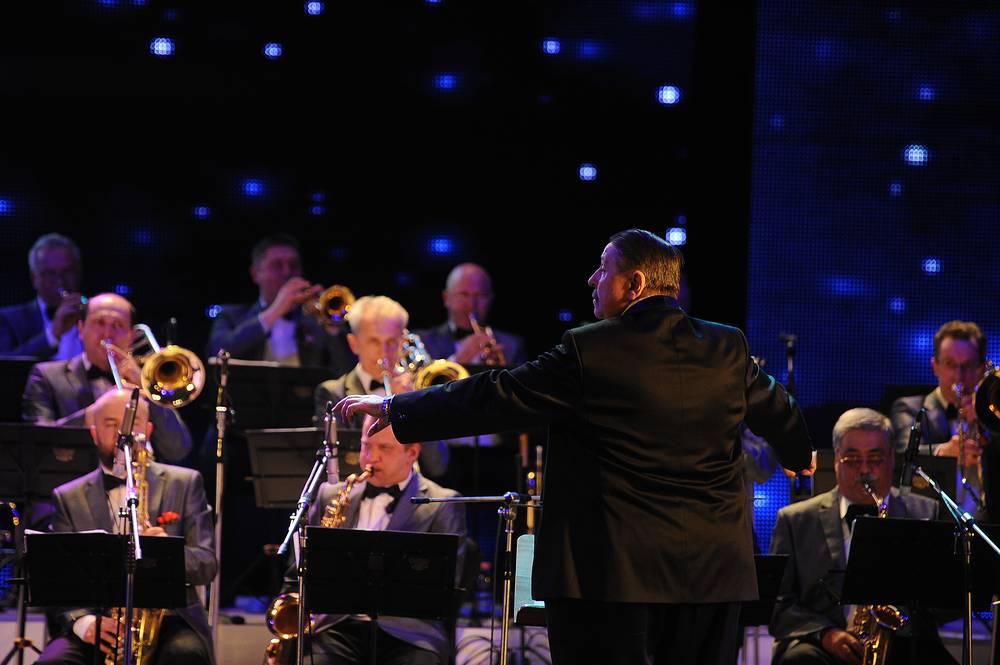 Джаз-оркестр под управлением Николая Баранова (Екатеринбург)