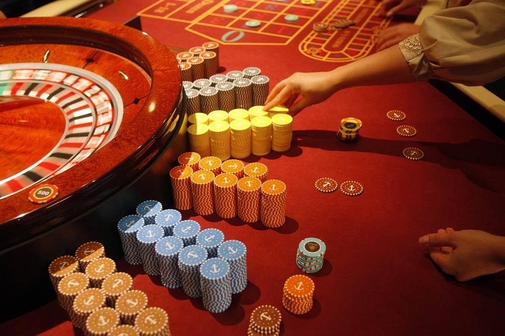"""Первая очередь казино под Анапой откроется в 2016 году. На фото: казино """"Оракул"""" в игорной зоне """"Азов-Сити"""""""