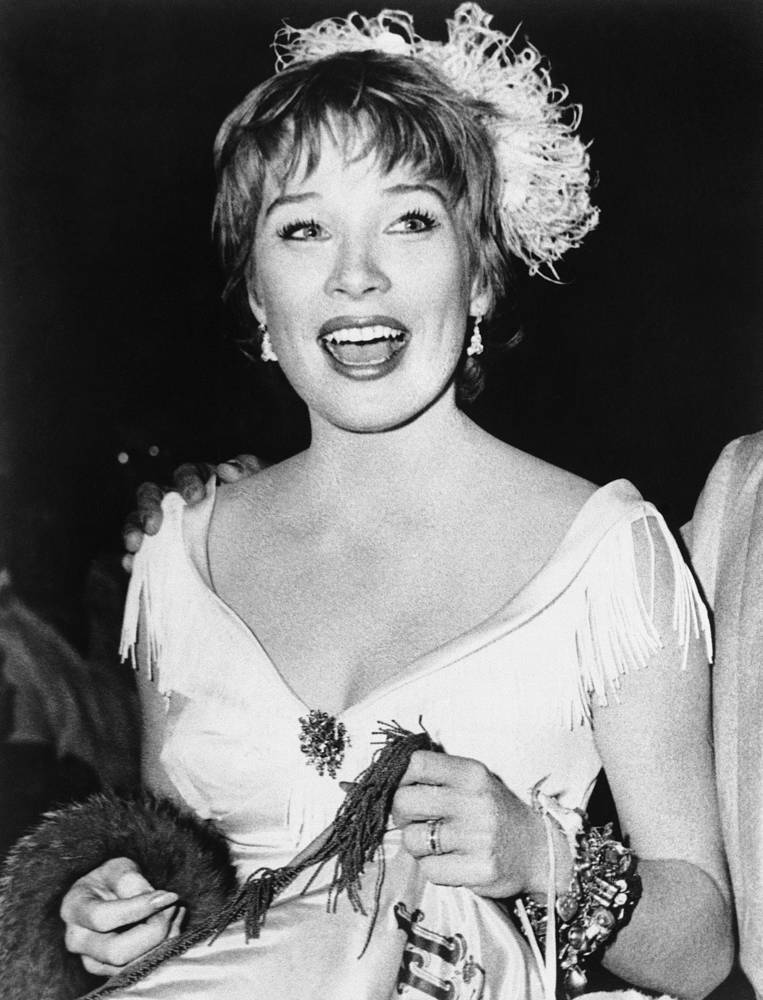 Ширли Маклейн в Голливуде, 1959 год