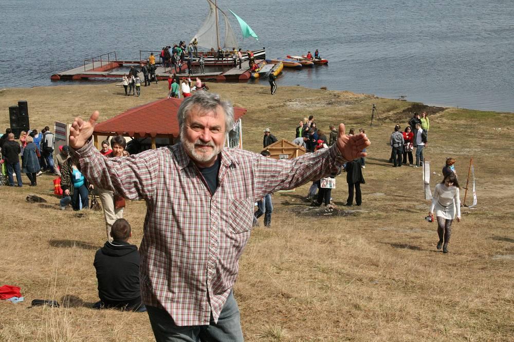 Заместитель председателя Общественной палаты Свердловской области Владимир Винницкий