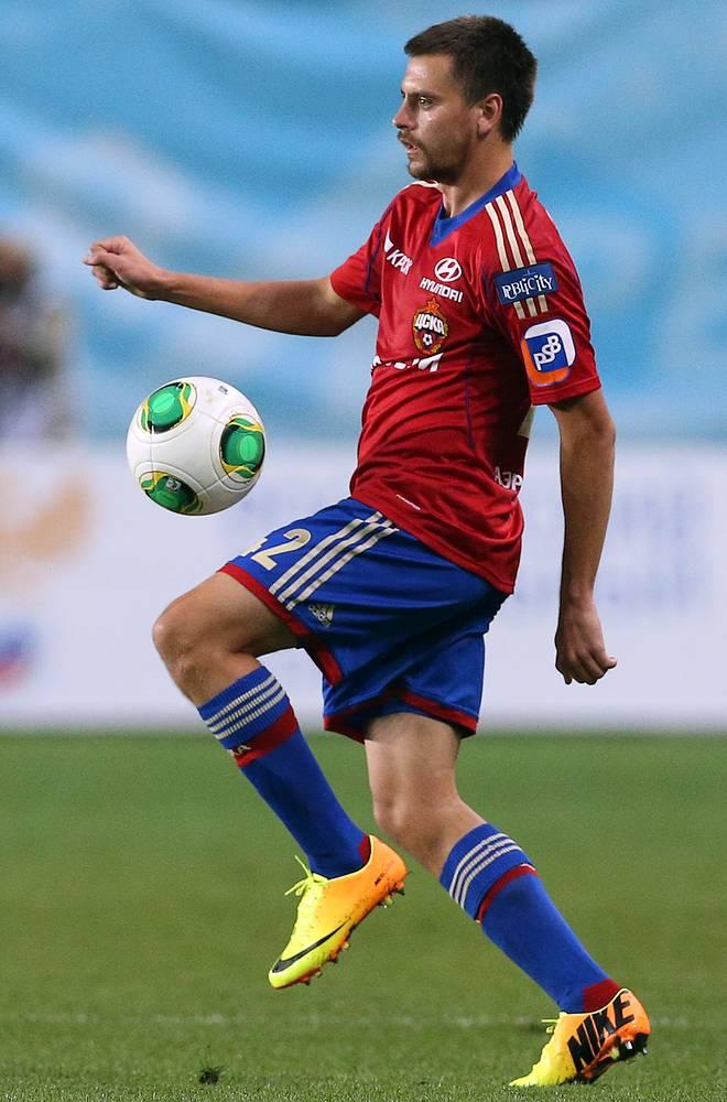 Георгий Щенников (ЦСКА)