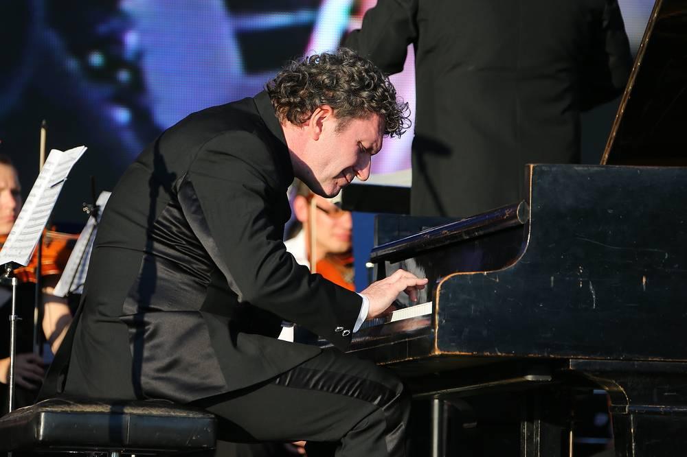 Пианист Маркус Ширмер (Австрия)