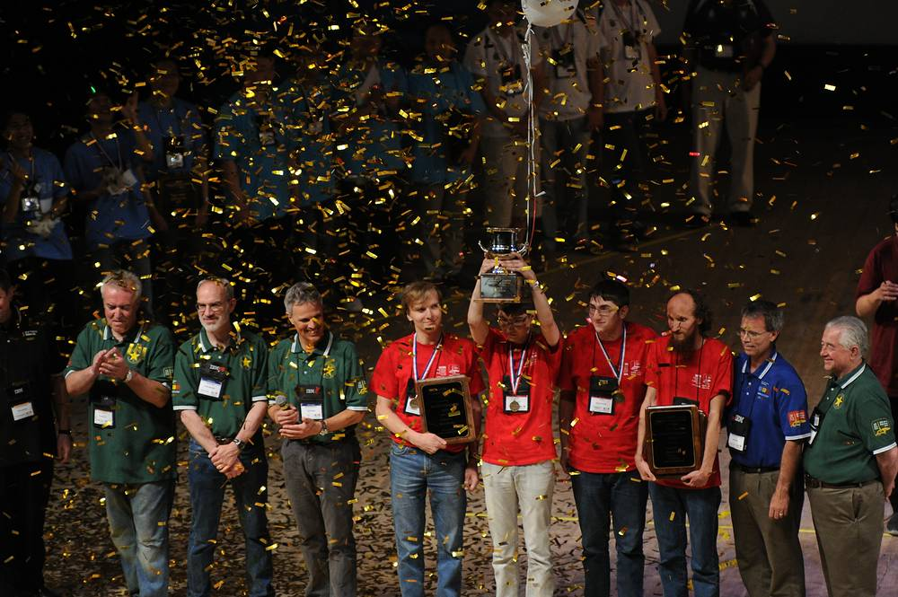 Команда Санкт-Петербургского госуниверситета заняла первое место в Чемпионате мира по студенческому командному программированию ACM-ICPC-2014