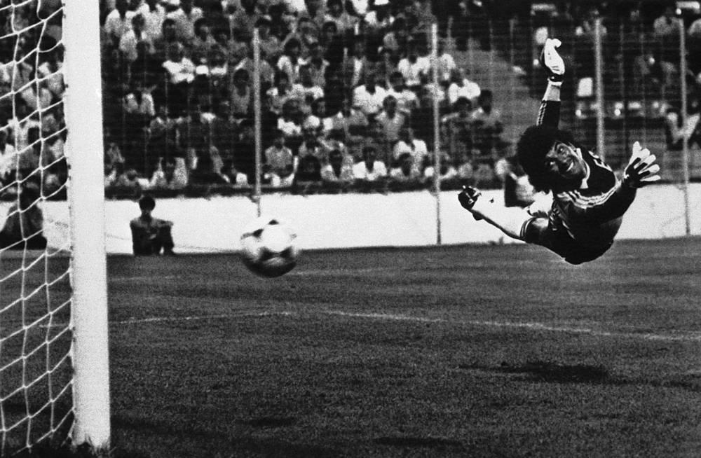 Сборная Сальвадора также последний раз играла на чемпионате мира в Испании в 1982 году. Еще один раз сальвадорцы принимали участие в ЧМ-1970.