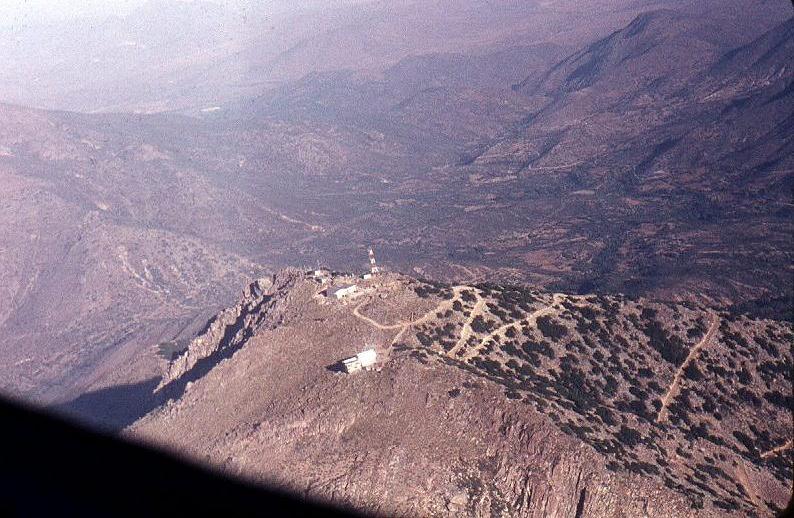Астрономическая станция Серро-Эль-Робле