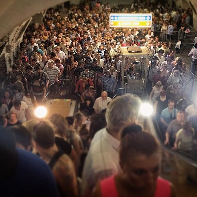 Эвакуация из метро