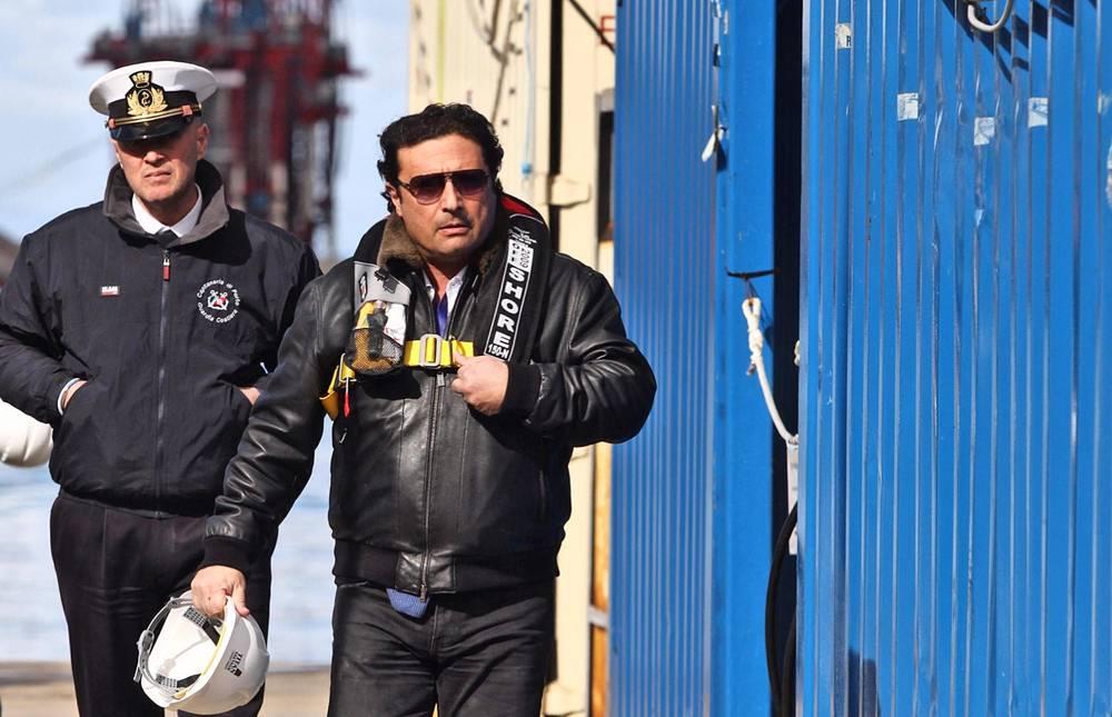 Скеттино признал факт несанкционированного маневра. Прокуратура просила для него 20 лет тюрьмы