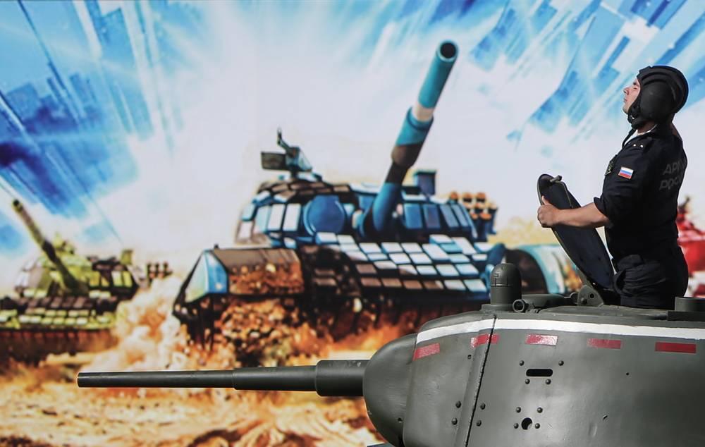 Судить чемпионат мира по танковому биатлону будут представители 12 стран-участниц