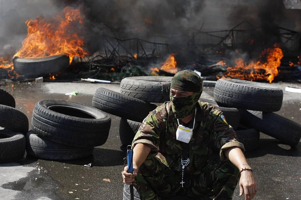 """Активисты """"майдана"""""""