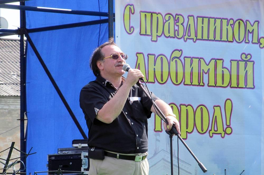 Народный артист РФ Даниил Крамер