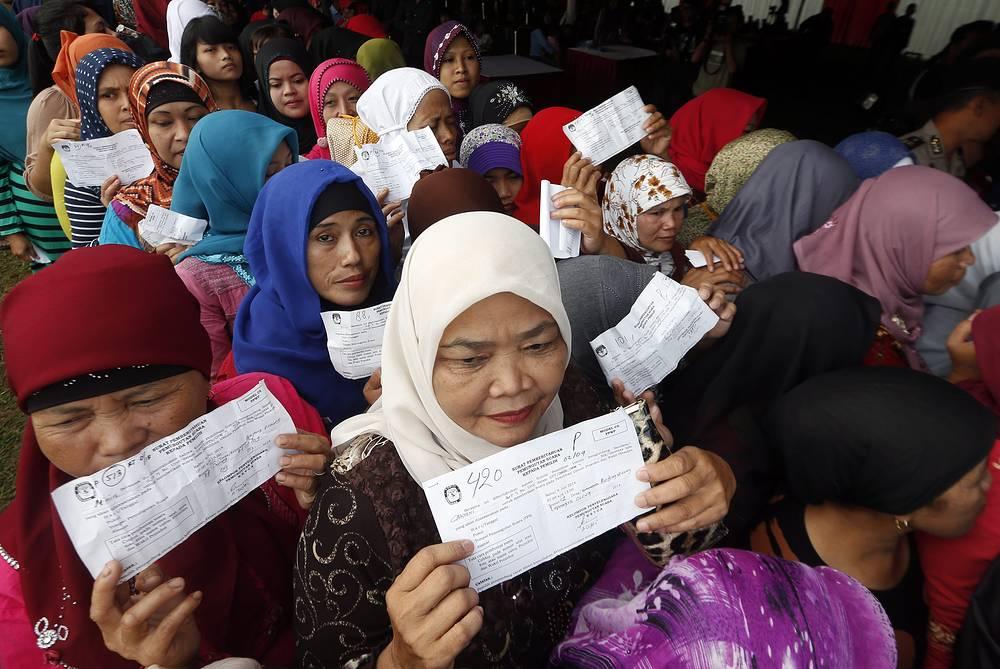 Президентские выборы в Индонезии, 2014 год
