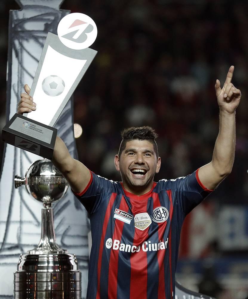 Автор единственного мяча во втором матче Нестор Ортигоса был признан лучшим игроком встречи