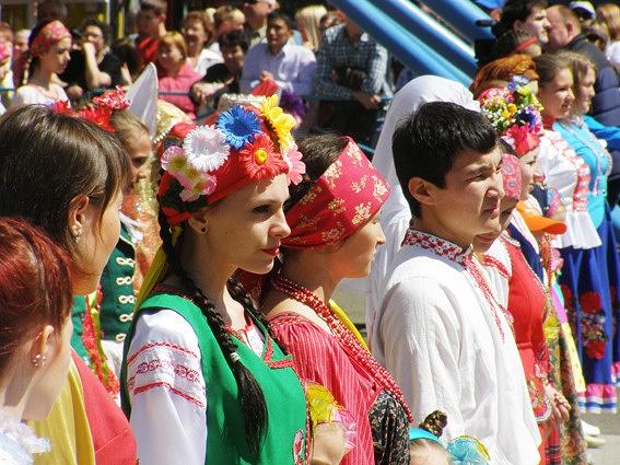 День России-2014. В наше время в парке также проходит множество массовых мероприятий