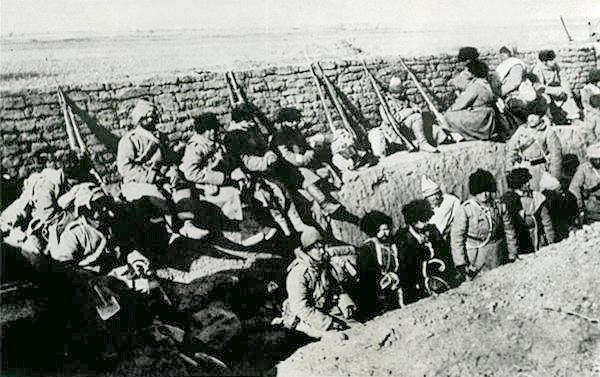 Карл Булла. Русские солдаты на Русско-японской войне, 1904-1905 годы