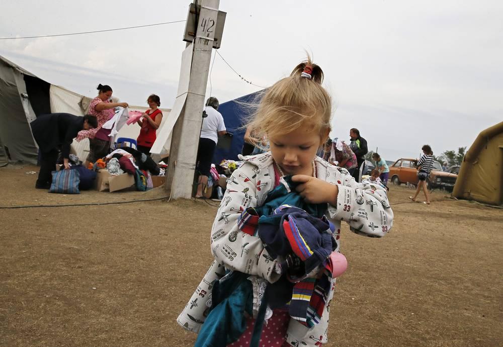 Более 11 тыс. беженцев с Украины смогут остаться в РФ по программе переселения