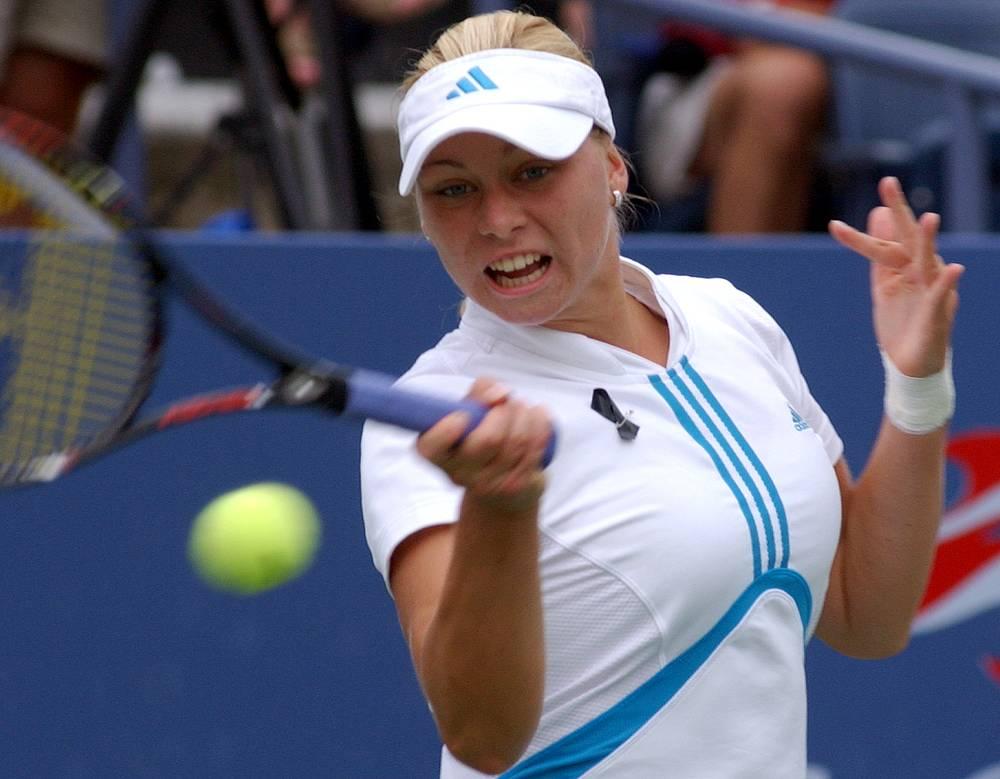 В том же 2004 году Вера Звонарева выиграла US Open в миксте в паре с Бобом Брайаном из США