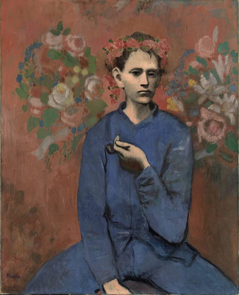 """В 2004 году Sotheby`s в Нью-Йорке продал за $104,2 млн полотно Пабло Пикассо """"Мальчик с трубкой"""", написанное в 1905 году. Имя покупателя официально не называлось, однако, по некоторым данным, им является итальянская компания Barilla Group"""