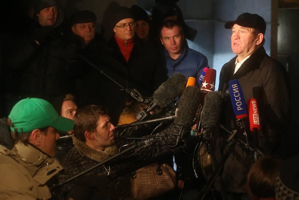 Заммэра Москвы Петр Бирюков (на фото) заверил, что пострадавшие от вспышки газа квартиры будут отремонтированы за счет средств городского бюджета