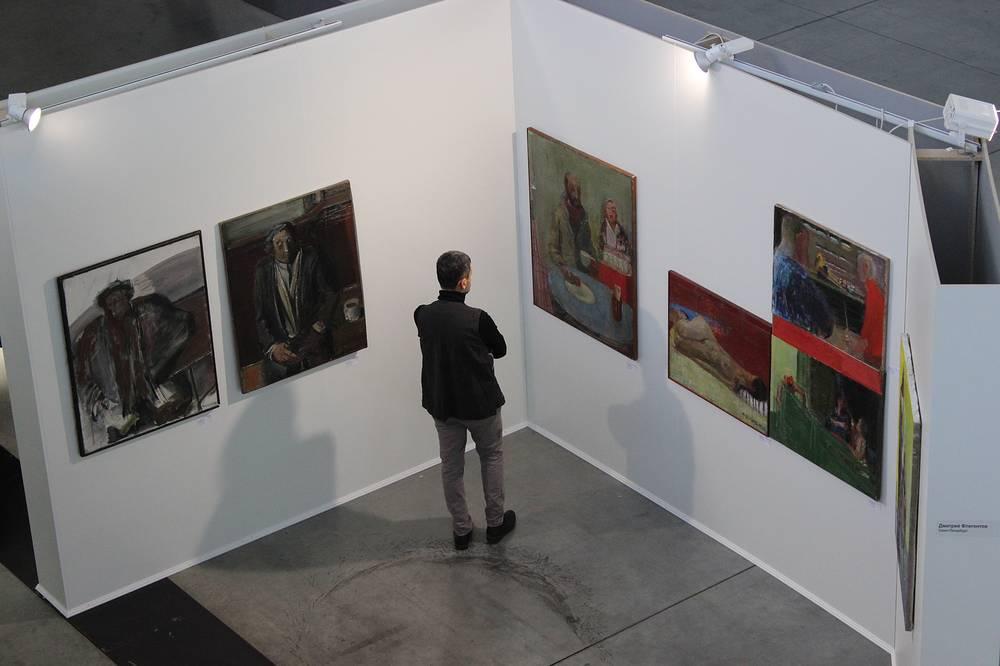 """На выставке современного искусства в """"Екатеринбург-ЭКСПО"""""""