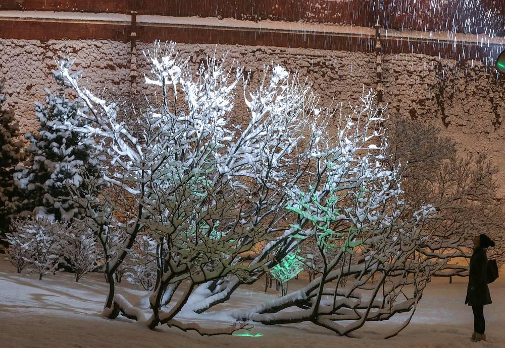 10 декабря в Москве начался первый снегопад. За сутки в столице местами выпало до 20% месячной нормы осадков