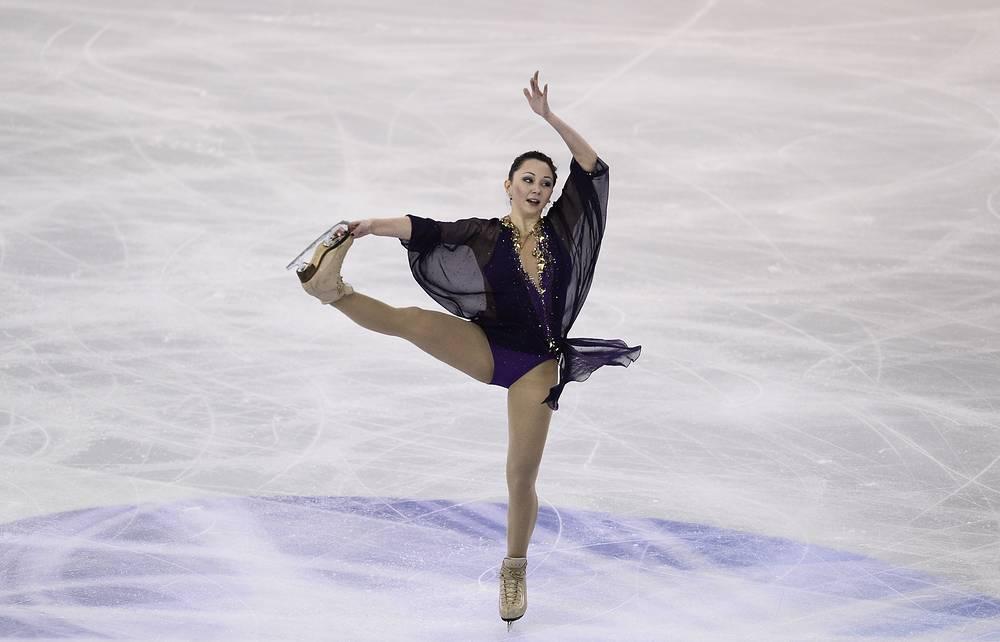 Елизавета Туктамышева впервые в карьере стала победительницей финала Гран-при (в 2012 году она была четвертой, в 2013-м - пятой)