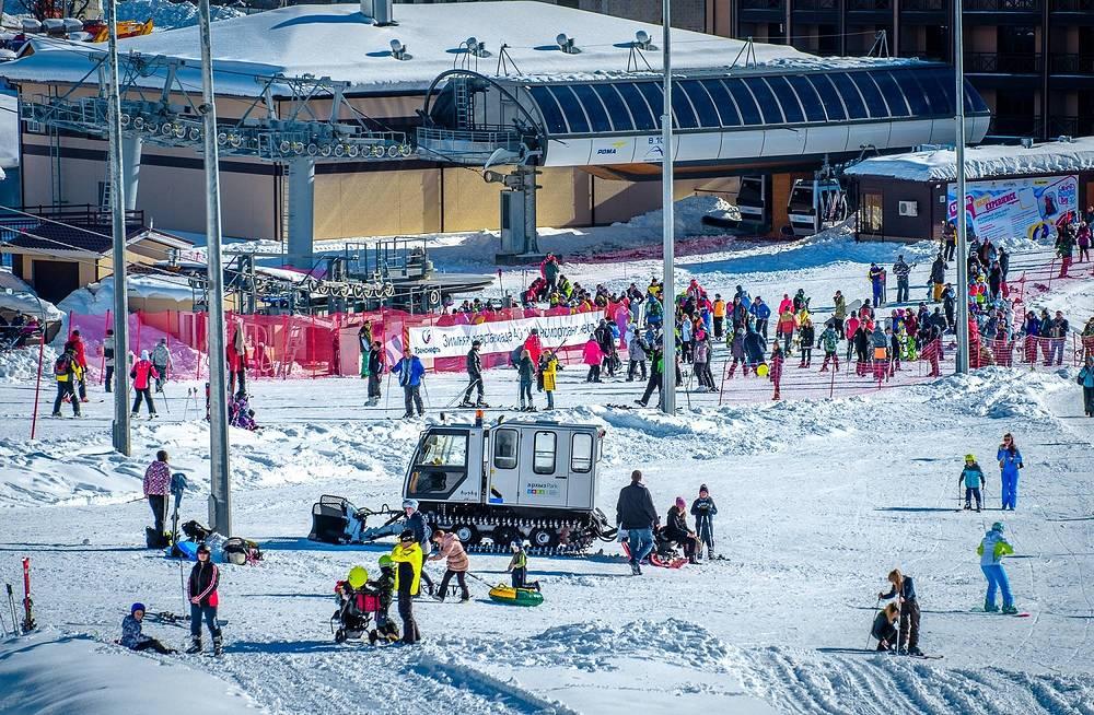 17 января 2015 года на празднике, посвященном Всемирному дню снега, побывали свыше 2000 тысяч гостей.