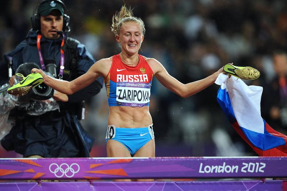 Зарипова должна лишиться олимпийского золота Лондона-2012