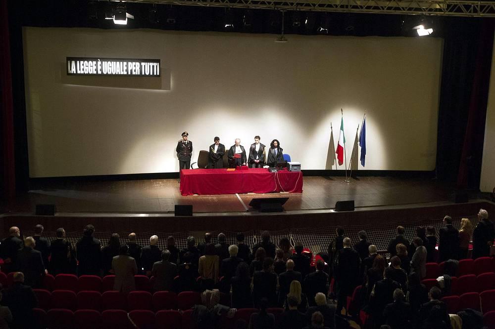 Капитана Costa Concordia Франческо Скеттино приговорили к 16 годам тюрьмы