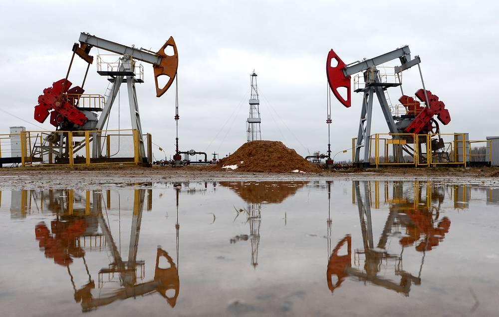 13 февраля стоимость барреля нефти Brent достигла $60 впервые с декабря 2014 года