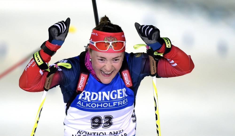 Для Юрловой это первое золото на чемпионатах мира