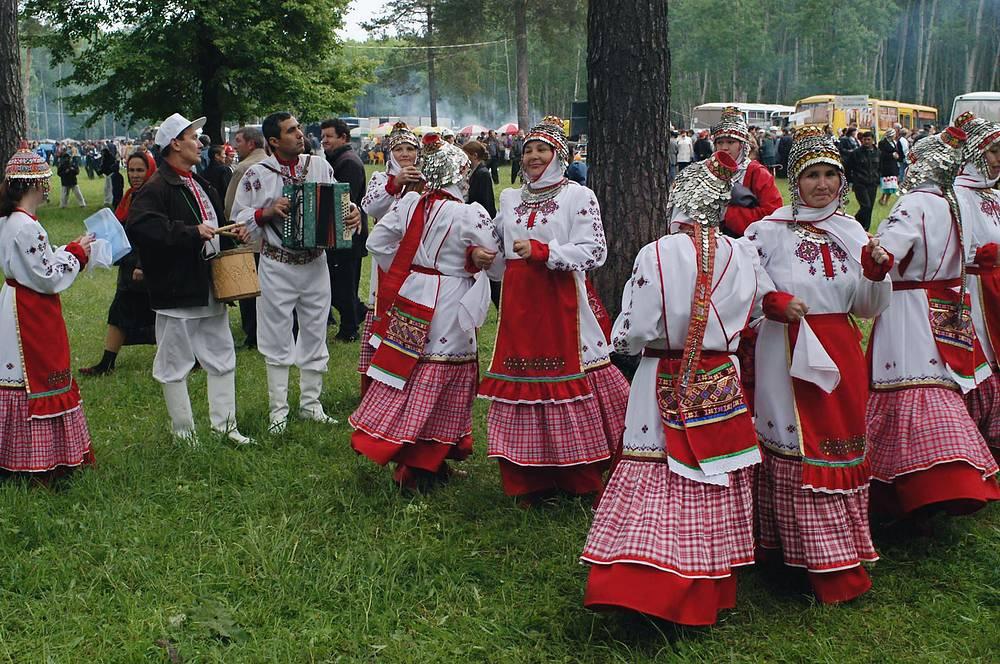 По данным переписи 2010 года, 1,05% населения России составляют чуваши