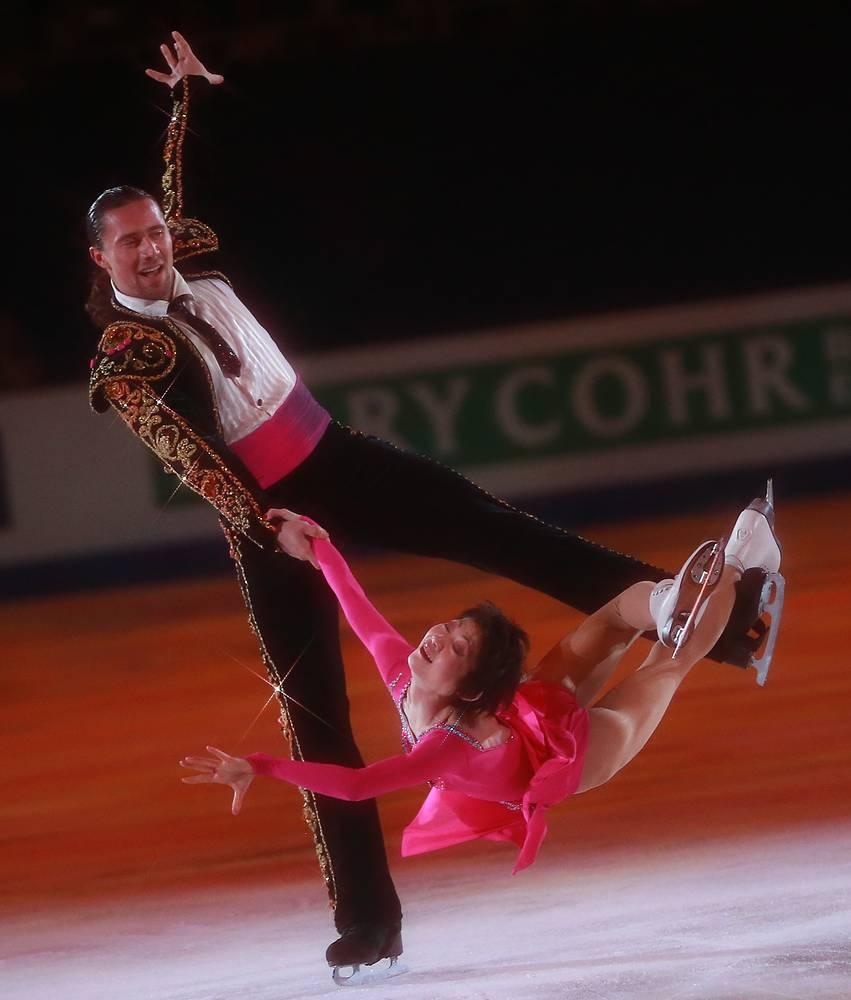 Высшим достижением Юко Кавагути и Александра Смирнова в минувшем сезоне является первое место чемпионата Европы