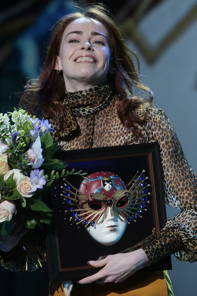 Солистка балетной труппы Большого театра Екатерина Крысанова