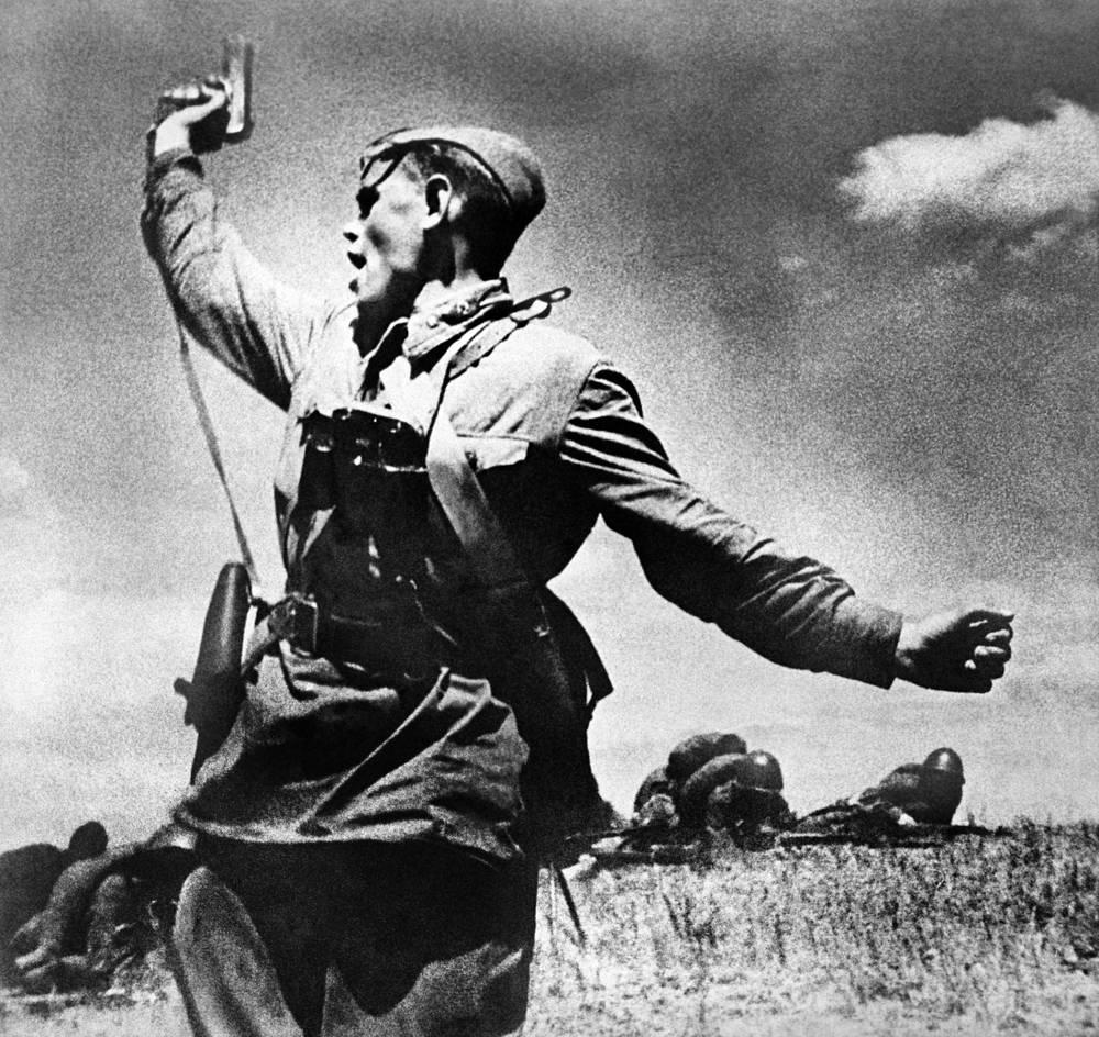 Комбат, 1942 год