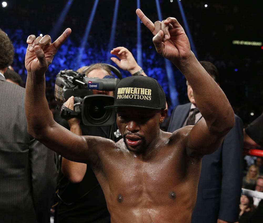 После победного боя американский боксер подтвердил, что в сентябре проведет последний бой в карьере