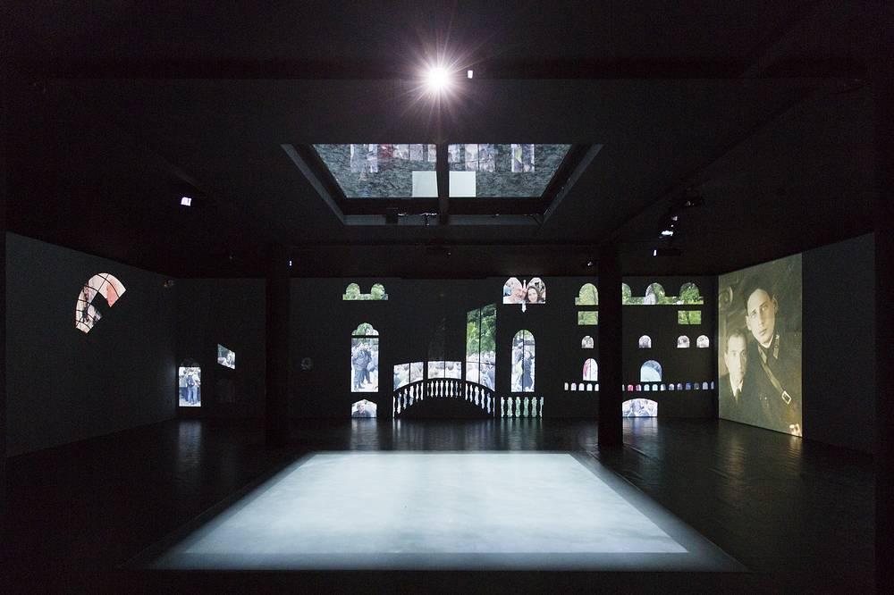 """Проект """"Зеленый павильон"""" на Венецианской биеннале современного искусства"""